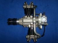 Moki 100 BVT Boxermotor Viertakt
