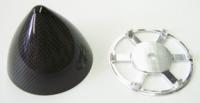 CFK-Spinner 114mm