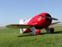 Carf GeeBee R2 2.4m (Rot/Weiß)
