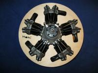 Luftführung für Moki 215/250 - 320mm