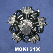Moki Sternmotor S 180 ccm