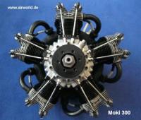 Moki Sternmotor S 300 ccm