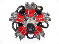 Moki Sternmotor S 400 ccm