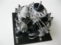 Moki Sternmotor S 250 ccm mit E-Starter