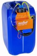evoJet Tankstation 20 Liter Farbe blau