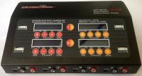 Computerlader mit 4x 100 Watt AC/DC