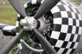 P-47 Scale 4-Blatt Propeller (30