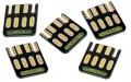 EMC-Platine, 6 Pins, 5 St.